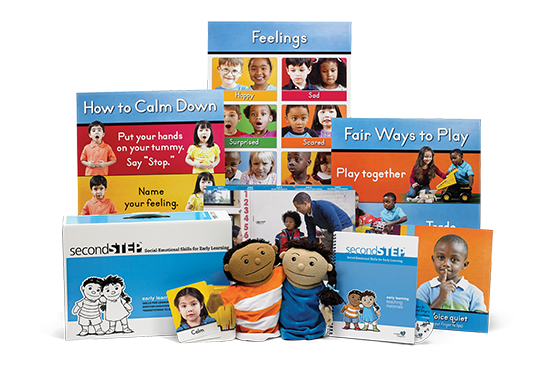 Second Step SEL Early Learning Classroom Kit