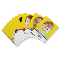 1 Set of Feelings Cards