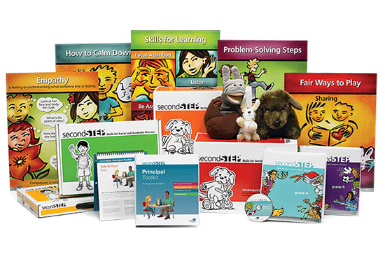 Second Step SEL K–5 Bundle with Principal Toolkit