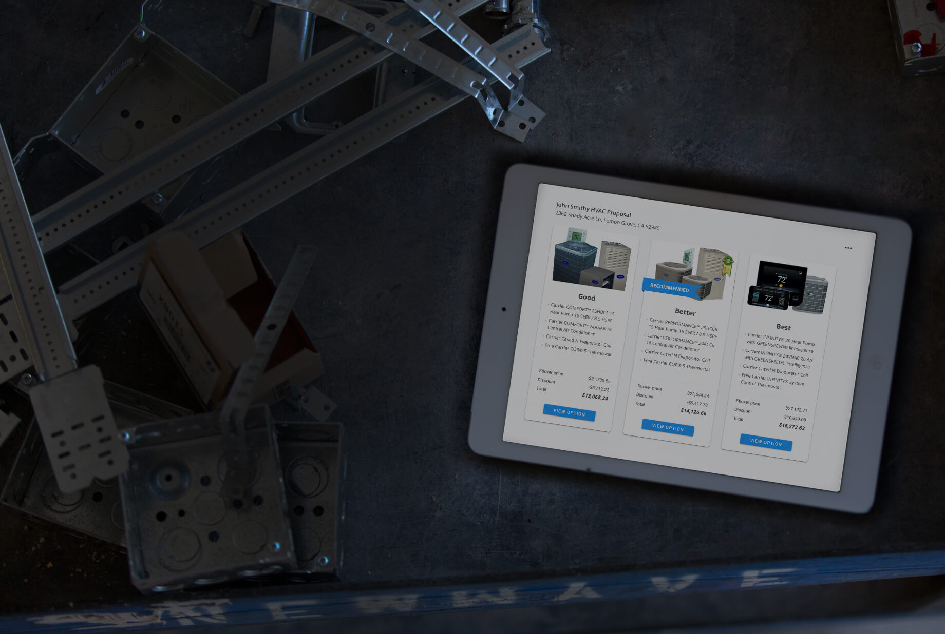 Online Proposal Image Desktop