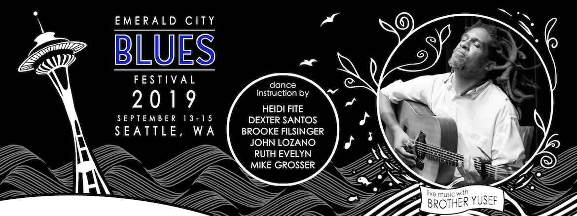 Emerald City Blues Festival 2019