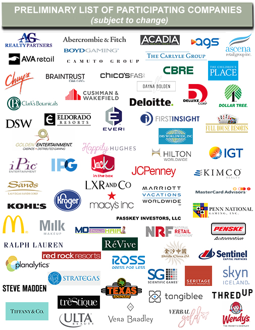 Conference Participating Companies 2018