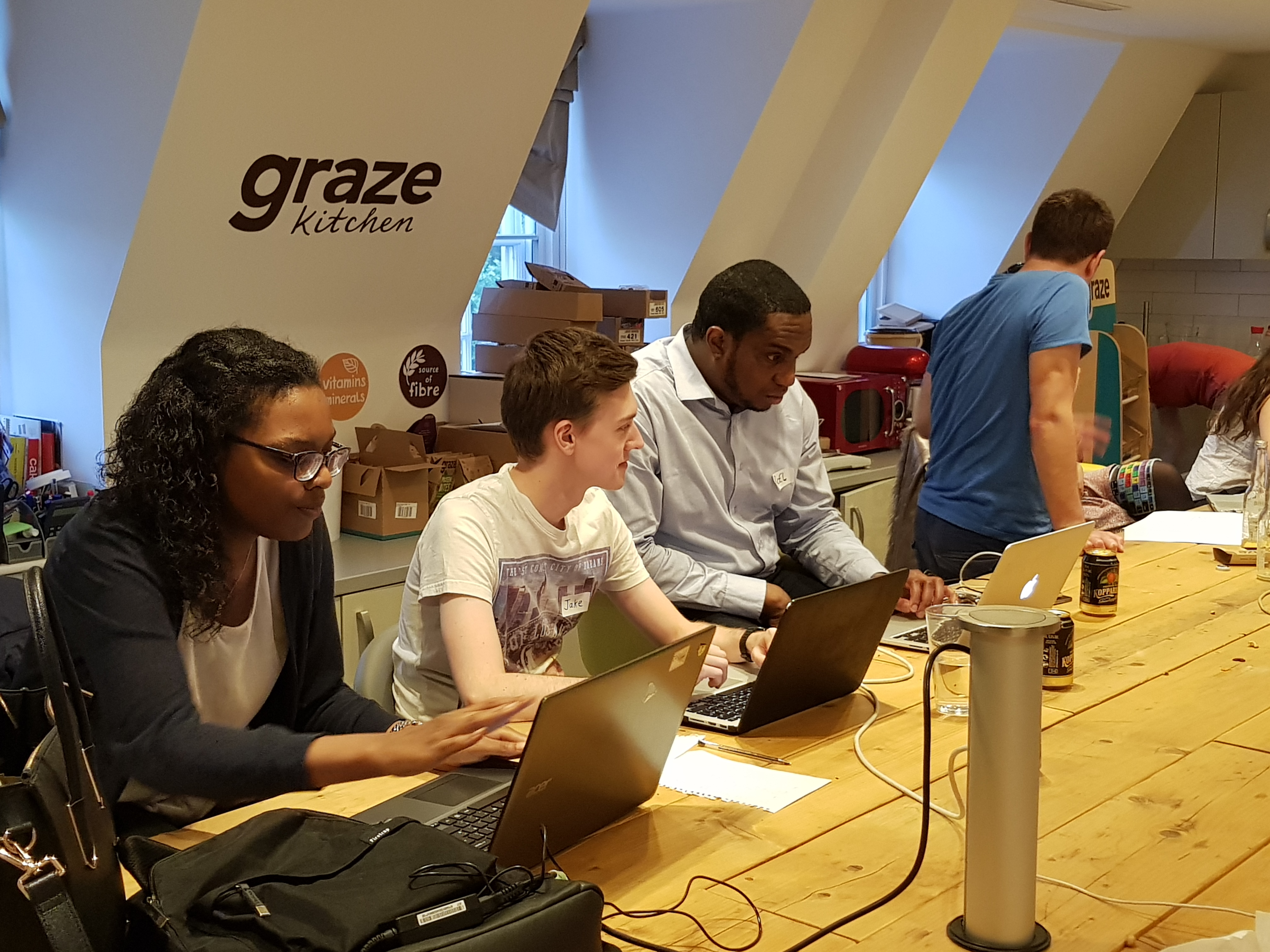codebar at graze