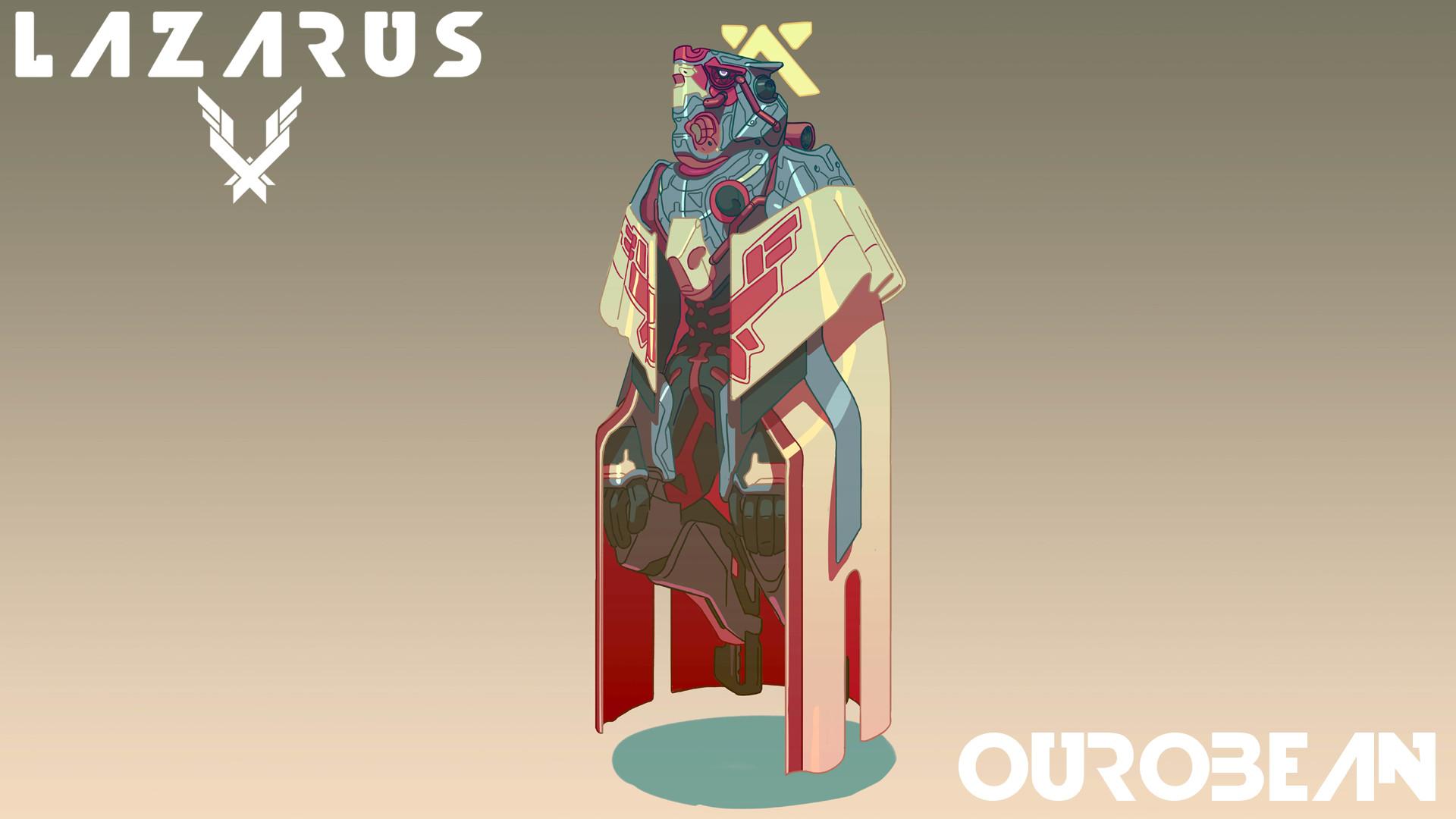 About   Lazarus