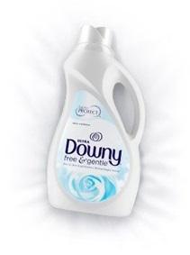 Ultra Downy Free & Gentle Liquid Fabric Conditioner - Downy