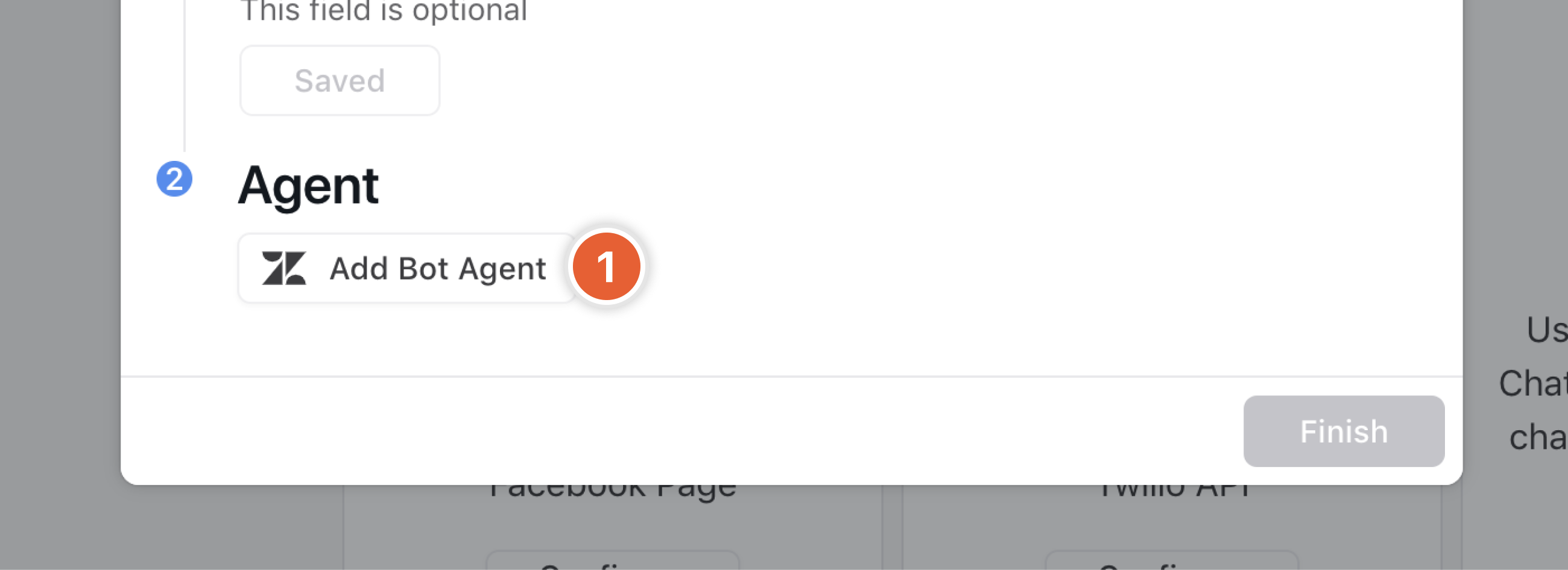 Zendesk Chat - Step 9