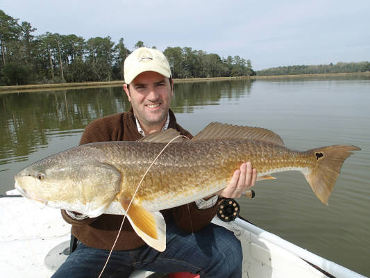 Guy Redfish