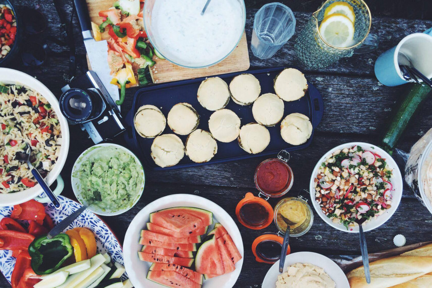 A72 Time for a Picnic! 5 Recipes you shouldn't miss this Summer!