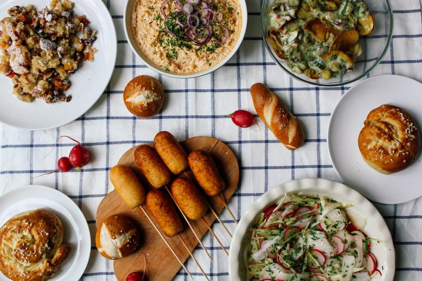 Ozapft is 6 recipes for your vegan oktoberfest menu zuckerjagdwurst 6 recipes for your vegan oktoberfest menu forumfinder Choice Image
