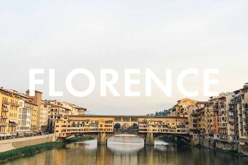 A82 Out and About in Florence