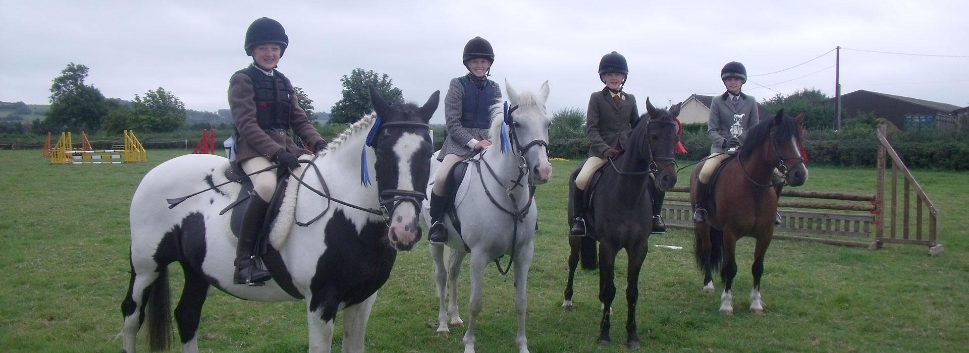 Foxham Horse Show