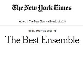 The Best Ensemble 2018