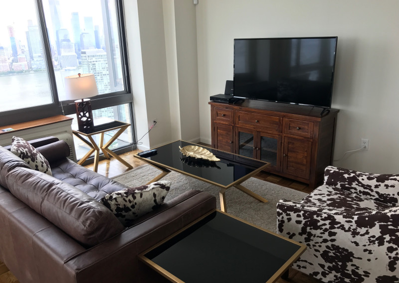 3 Bedroom Furnished Apartment in Jersey City