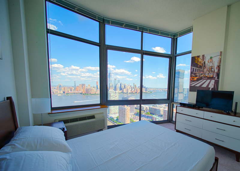 2 Bedroom Furnished Penthouse in Jersey City