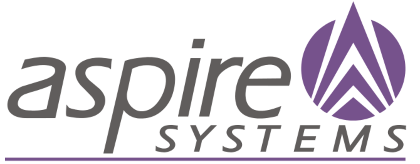 Aspire systems logo