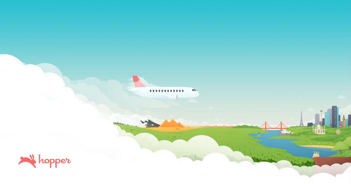 Hopper - Book Flights & Hotels on Mobile