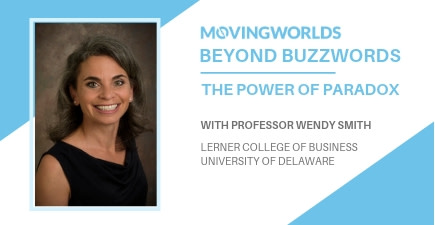 May #BeyondBuzzwords: The Power of Paradox