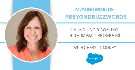 March #BeyondBuzzwords: Launching & Scaling High-Impact Programs