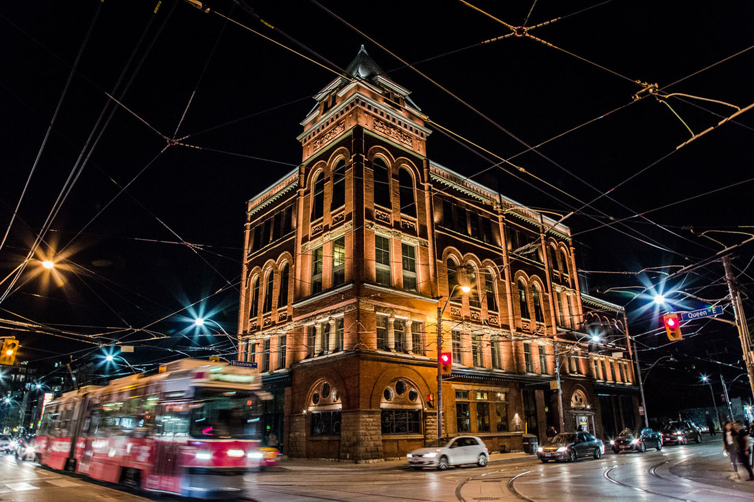 A 127 YEAR-OLD LANDMARK TRANSFORMED INTO A LUXURY BOUTIQUE TORONTO HOTEL