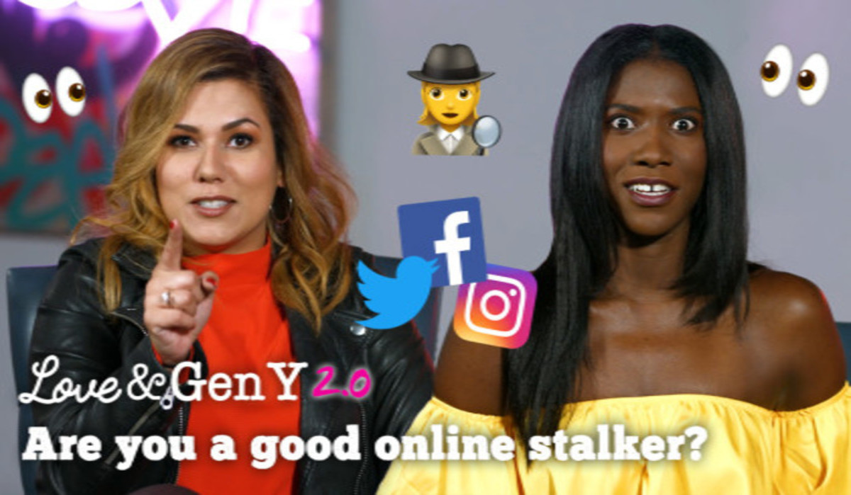 If you live in this era, the truth is you're probably guilty of online stalking a crush or two but the real question is whether online stalking is a waste of time or nah? Carmelia Ray interviews a group of Millennials and gives her sound advice on the matter.