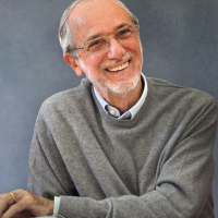A portrait of our architect, Renzo Piano