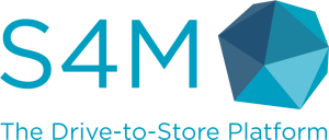 The logo of S4M
