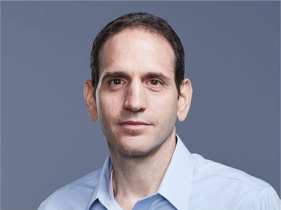 Headshot of SVP, Product Josh Cohen