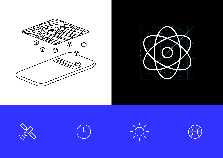 image: rebrand iconography