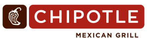 The logo of Chipotle