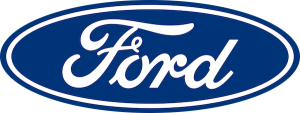 The logo of Ford