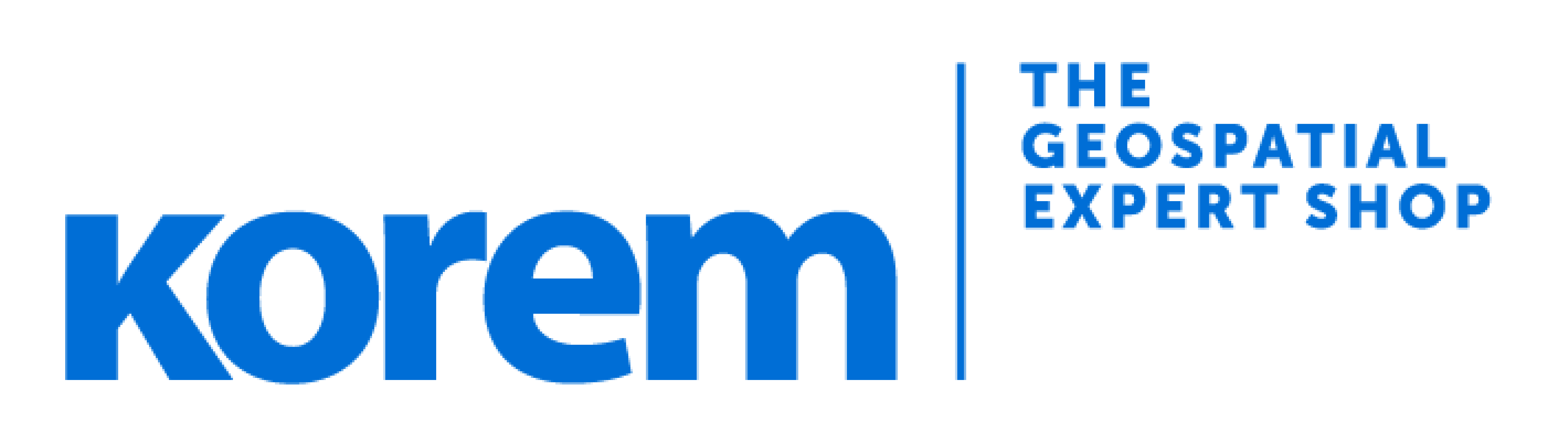 The logo of the company Korem