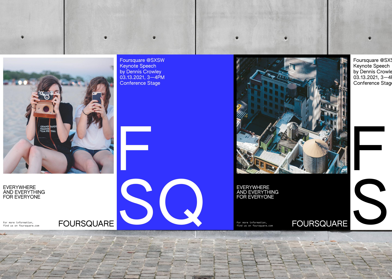 Image: rebrand posters