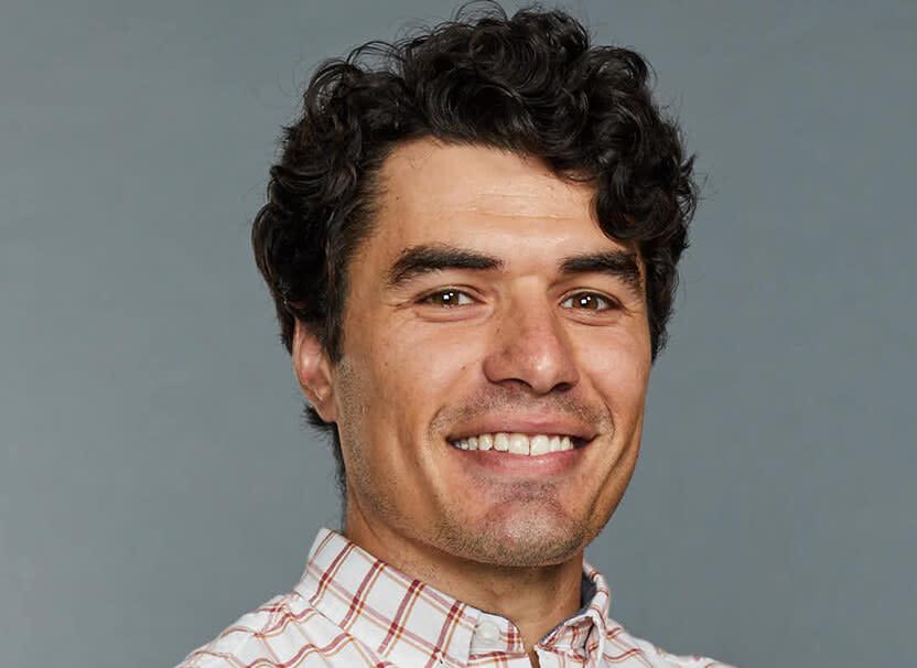 Head shot of SVP, Engineering Jeremy Tryba