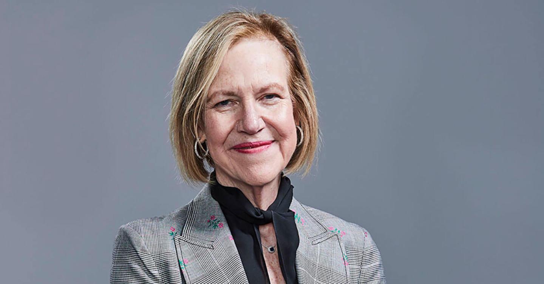 A headshot of Gayle Fuguitt