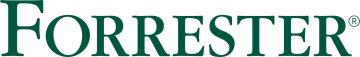 The logo of Forrester