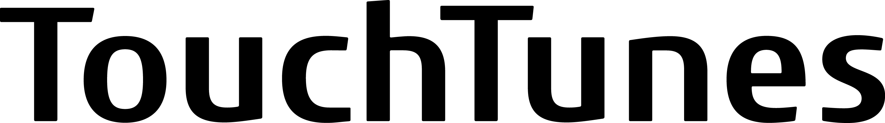 A logo of the company TouchTunes