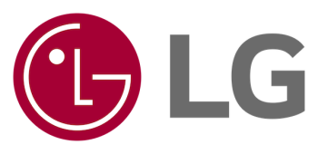 The logo of LG