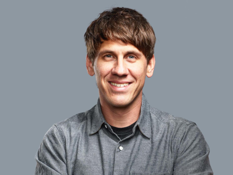 Portrait of Dennis Crowley