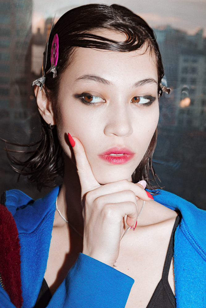 Adam selman backstage beauty 5