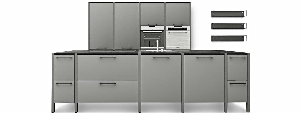 MODULKÜCHEN: Modulküche vergleichen + Modulküche planen mit ...