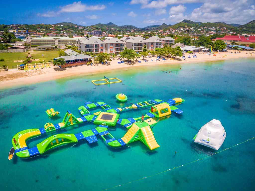 Saint Lucia All Inclusive Vacation Deals Sunwing Ca