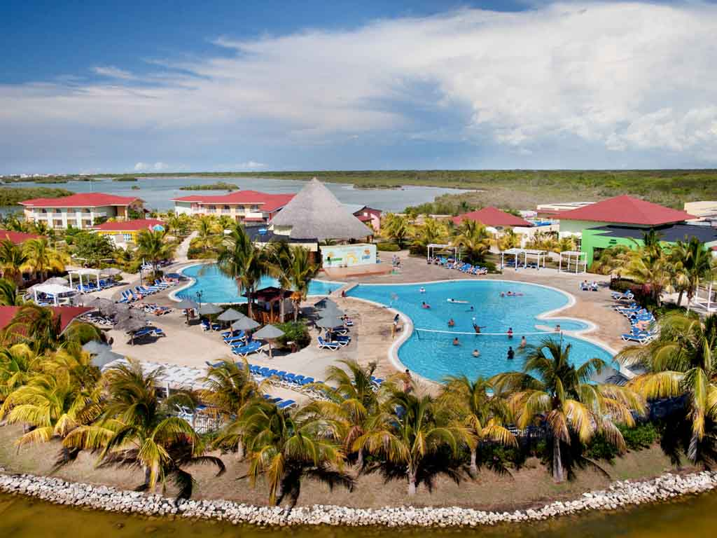 Cayo Coco Cuba All Inclusive Vacation Deals Sunwing Ca