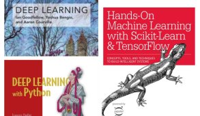 deep learning book covers