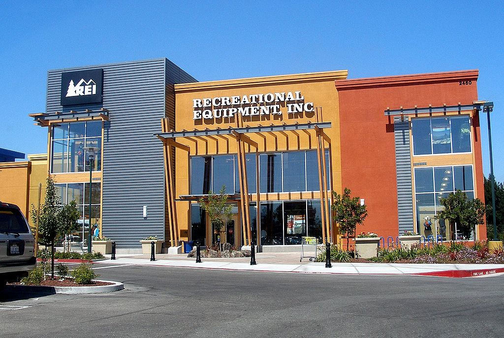 Mountain View REI