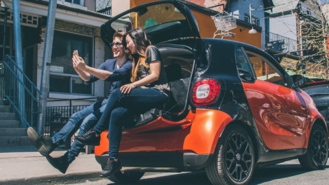 Life on the road with Smart Car