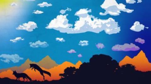 18 Free Cloud Vectors for Digital Design