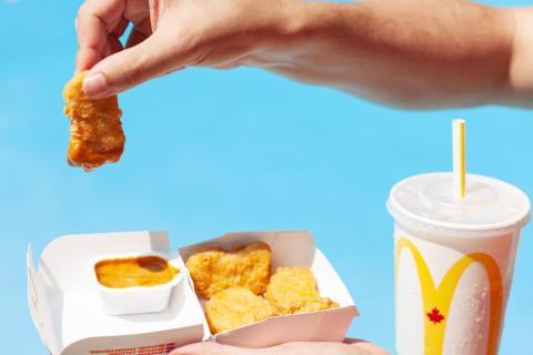 Shutterstock Enterprise McDonald's Case Study Challenge