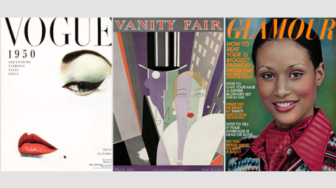 Editorial - Conde Nast Collection - Iconic Covers - image
