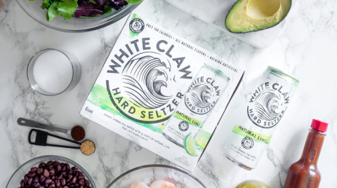Cross Sell - White Claw