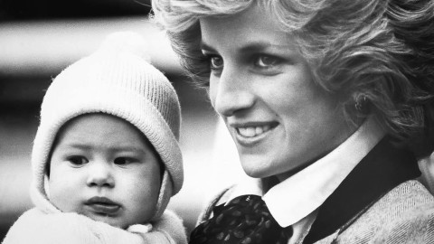 Editorial - Archival Collection - Northcliffe Collection - Royal Babies - 10183962bf